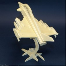 3D Houten Puzzle – Fighter Jet M2