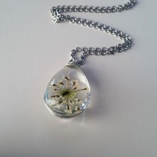 Beautiful White Drop - ketting