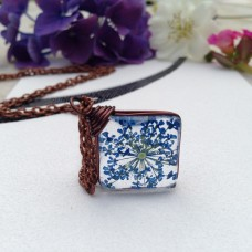 Beautiful in Blue - ketting
