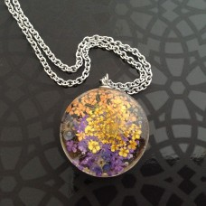 Colorful Flower - ketting