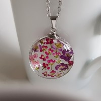 Colour Paradise Alyssum  - ketting