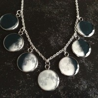Moon Phases - ketting
