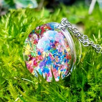 Madness of Colours II Globe Edition – Ketting
