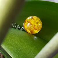 Say Hello Yellow  – Small Edition - ketting