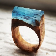 Mountain Breeze – ring