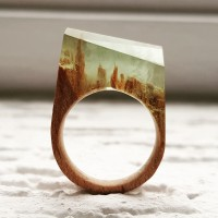 Volcanic Eruption Woody – ring